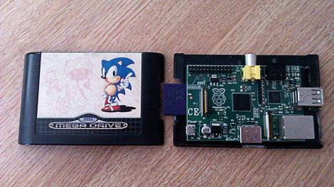 Tutorial: Power retro gaming with a Raspberry Pi