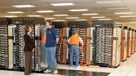 Inside IBM's Sequoia: 16 thousand trillion calculations per second