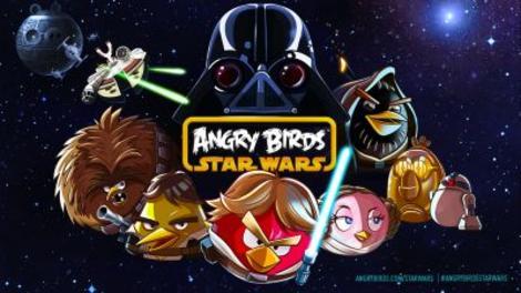 Angry Birds Star Wars soaring in November