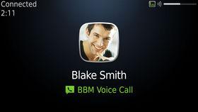New BlackBerry Messenger 7 update adds BBM Voice