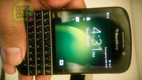 BlackBerry N-Series BB10 handset leaked again?