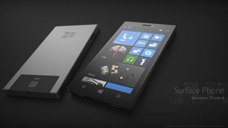 Rumor: Microsoft-branded Windows 8 smartphone on the way