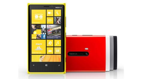 Nokia Lumia 920 vs Samsung Galaxy S3 vs HTC One X