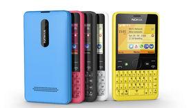 Nokia launches Asha 210 WhatsApp phone