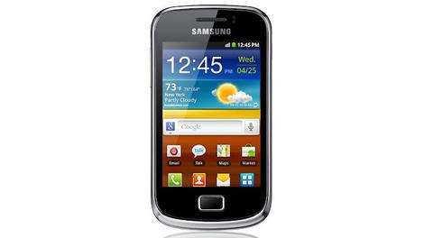 Samsung Galaxy Mini 2 hits the shelves
