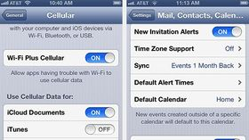 'Wi-Fi Plus Cellular' pops up iOS 6 beta