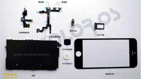iPhone 5 photos reveal next-gen sensors, display shielding