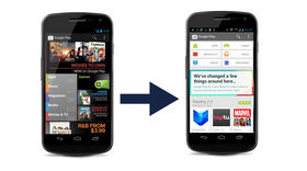 Google internally testing new Play Store design