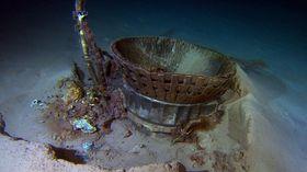 Amazon CEO explores the deep sea for Apollo 11's engines