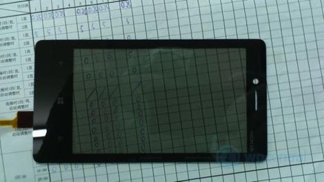 Does the latest Windows Phone 8 prototype image leak show Nokia Phi?