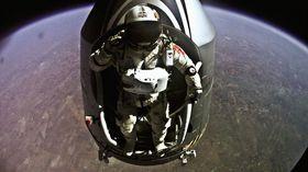 Red Bull Stratos final data reveals Baumgartner hit Mach 1.25