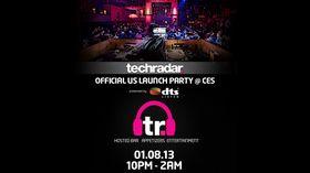 TechRadar celebrates launch of US site at CES 2013