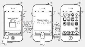 Apple patents fingerprint sensor for biometric iPhone unlock