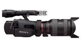 Sony Handycam NEX-VG900E brings 35mm shooting to the home