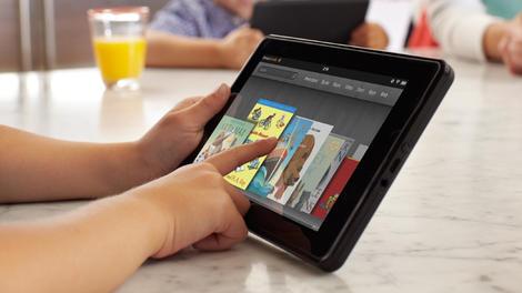 Kindle Fire UK release date: Amazon still keeping quiet