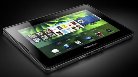 BlackBerry Playbook 64GB gets hefty UK price cut