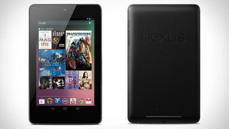 Did the 3G Nexus 7 appear in FCC filings?