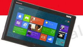 Lenovo's Windows 8 ThinkPad Tablet 2 going head-to-head with iPad