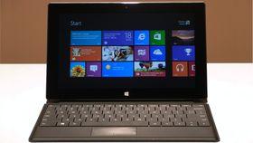Surface RT vs iPad 4 vs Galaxy Note 10.1 vs Transformer Prime