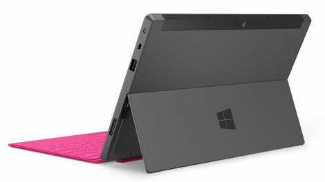 Microsoft Surface given four-year shelf life