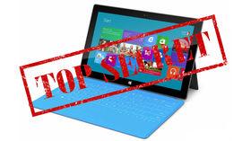 How Microsoft kept Surface tablet a secret