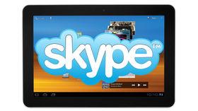 WIN! A Samsung Galaxy Tab courtesy of Skype