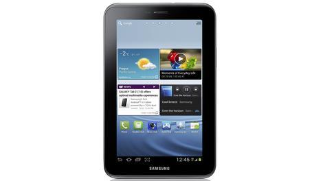 Review: Samsung Galaxy Tab 2 7.0