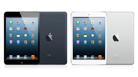 iPad mini and new iPad 4 coming to Three
