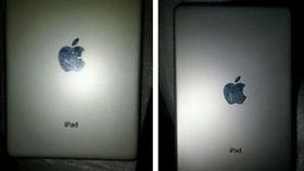 Purported Apple iPad Mini casing pics appear online