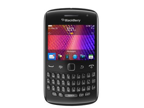 Carphone Warehouse reveals BlackBerry Curve 9360 UK price