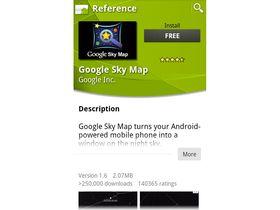Android Market gets radical UI overhaul