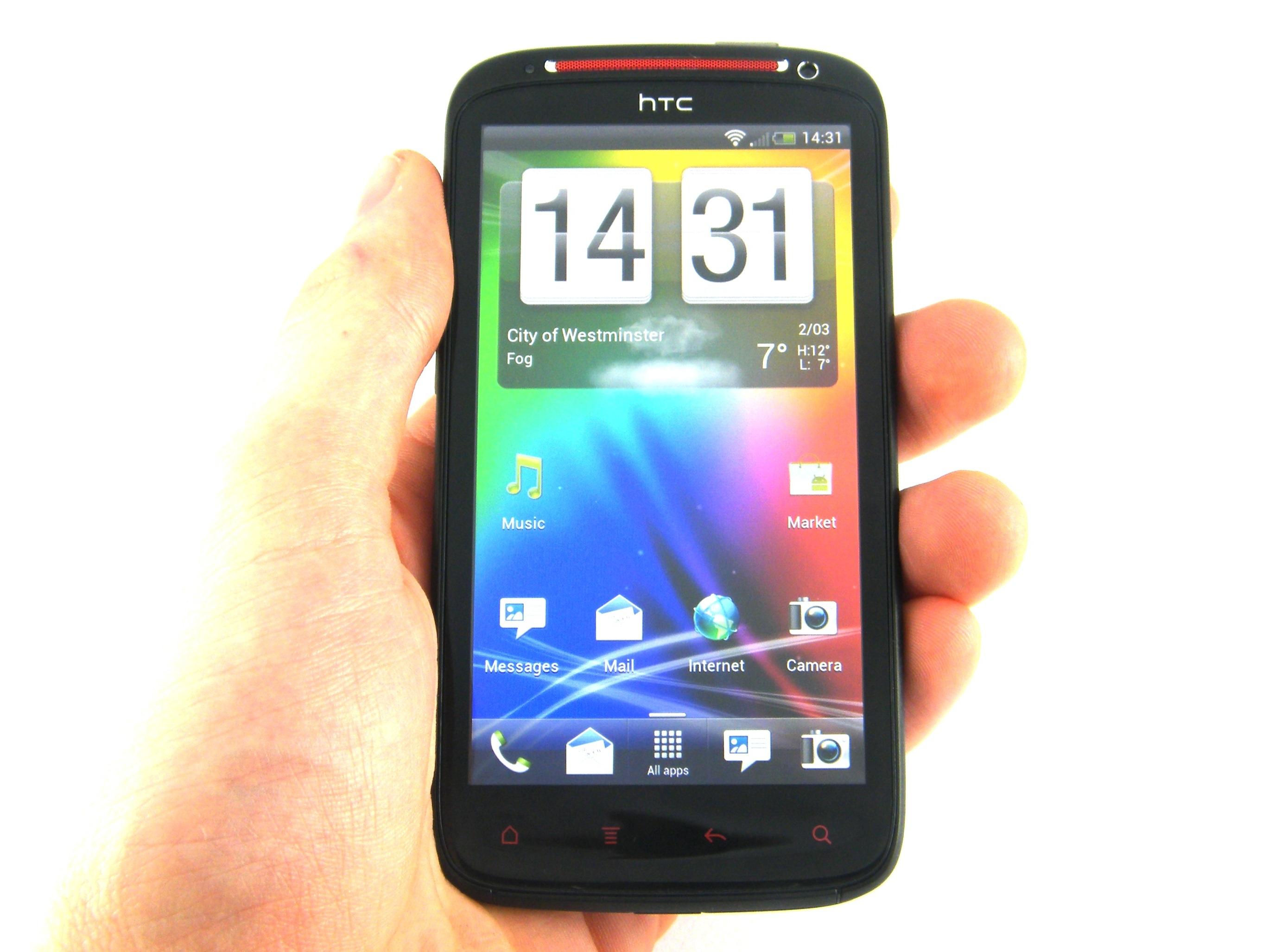 Hands on: HTC Sensation XE Ice Cream Sandwich review