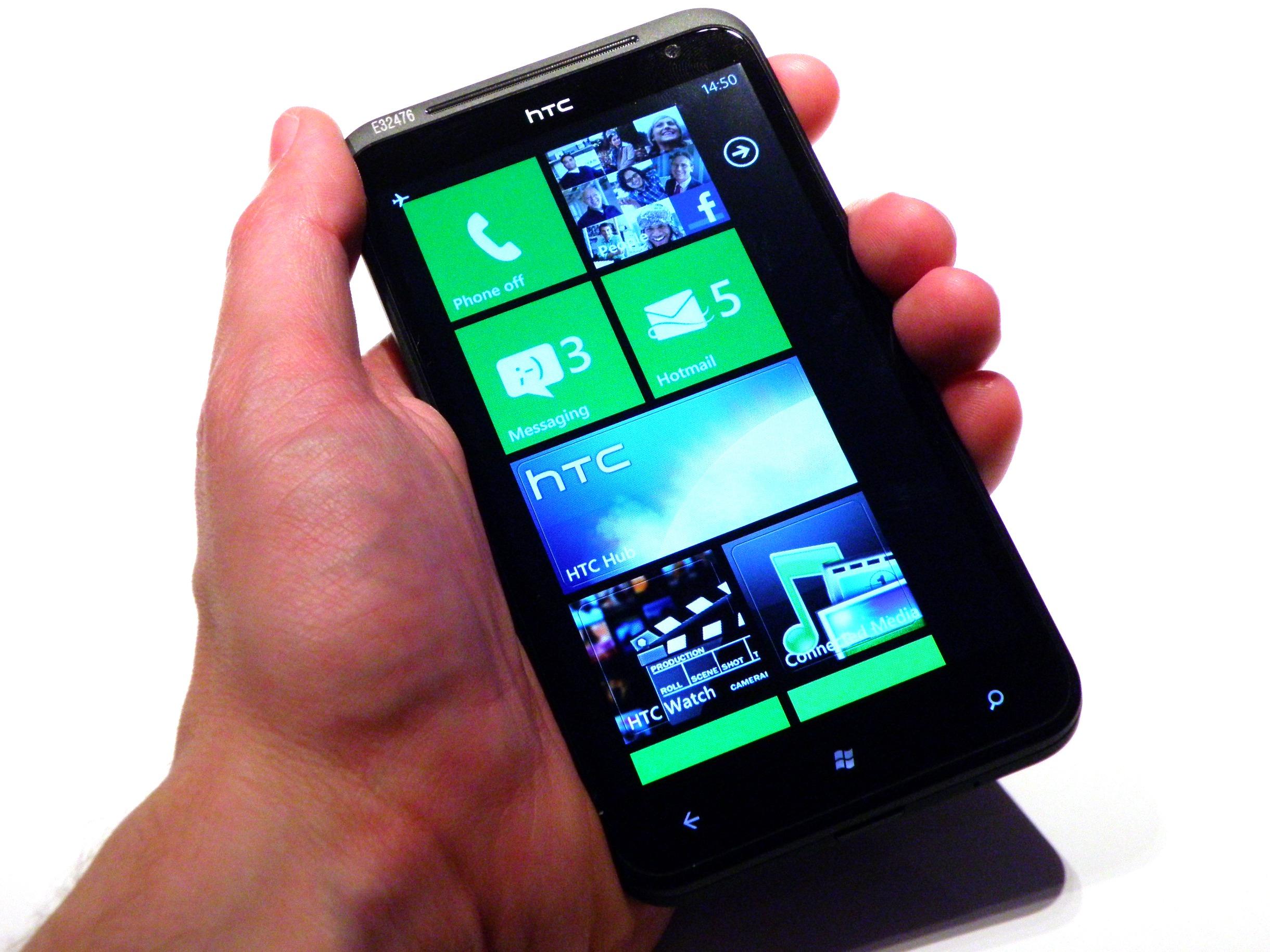 Video: HTC Radar vs HTC Titan