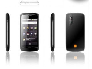 The Orange Project JAL handset