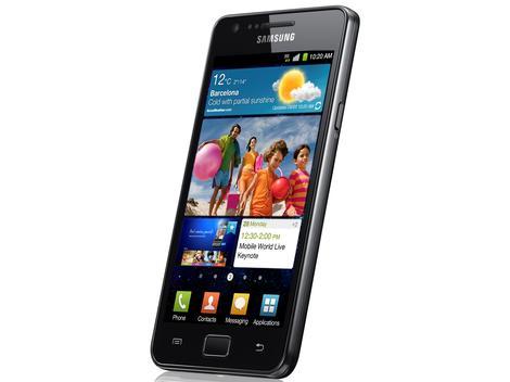 Samsung Galaxy S2 Ice Cream Sandwich update on O2 due 'end March'