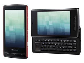 Sharp s 3D phones