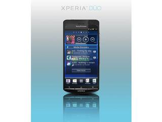 Sony Ericsson Xperia Duo perhaps perhaps perhaps