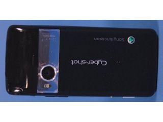 The 16MP Sony Ericsson Cybershot S006