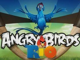 Angry Birds Rio unveiled by Rovio and 20th Century Fox
