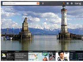 Bing launches visually-driven iPad app