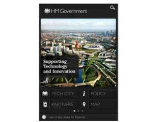 Tech City gets UK made app