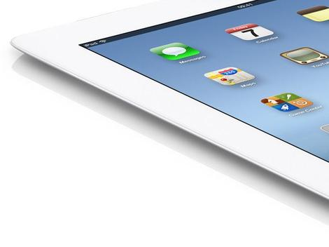 New iPad 3 on sale today