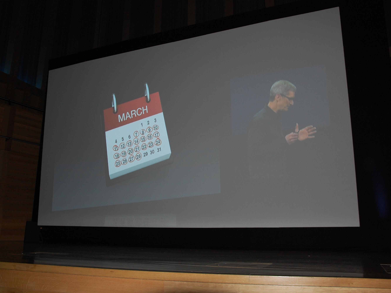 New iPad UK release date revealed