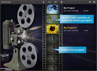 Avid Studio launches for iPad