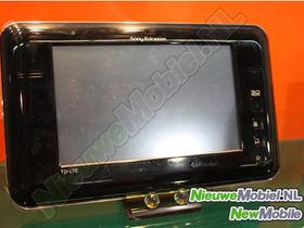 Sony Ericsson 4G tablet prototype pictured