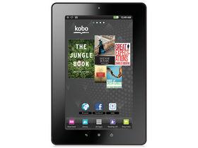 WHSmith launches Kobo Vox tablet ereader