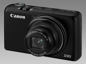 WIN! A Canon Powershot S90 camera