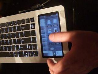 Asus Eee Keyboard concept
