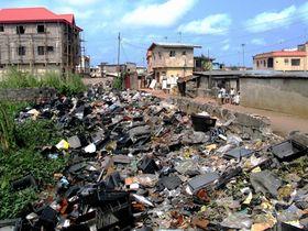 UN warns of 'e-waste mountain'