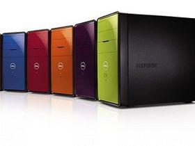 Dell unveils 'stylish' Inspiron desktop PCs